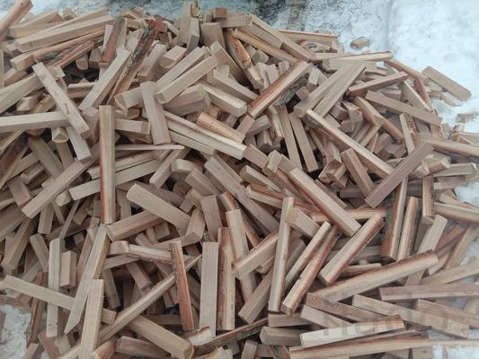 Дрова дубовые 15-35 см