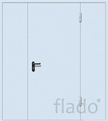 Металлические двери, заборы и др