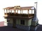 Строительство кафе,баров и ресторанов