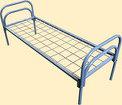 Кровати металлические для домов отдыха, кровати для строителей