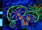 Ультрафиолетовые краски для дизайна интерьеров и экстерьеров
