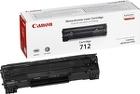 Заправка картриджа Canon cartridge 712 lbp-3010 / 3100 / 3020