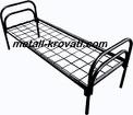 Кровати металлические для студентов оптом, кровати медицинские