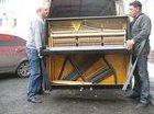 Квартирный переезд.Перевозка пианино.