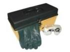 Компактная водоструйная прочистная машина CS25006 (для отчистки труб д