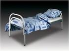 Кровати металлические для рабочих общежитий, кровати для студентов