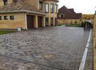 Тротуарная плитка, бордюры и стр. блоки и мощение