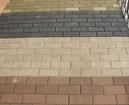 Тротуарная плитка, бордюры и стр.блоки и мощение.