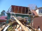 Снос, слом, разбор, демонтаж дома