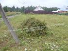 Покос травы, бурьяна, сухостоя.Расчистка участка.