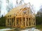 Строительство каркасно щитовых домов в Пушкино
