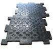 Прочное напольное покрытие из сборных резиновых плиток «РЕЗИПЛИТ-20»