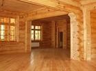Внутренняя отделка загородных домов, коттеджей