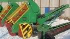 Продам самоходный ковшовый шнековый погрузчик Р6-КШП-6 и зап/части к н