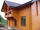 Строительство деревянных домов. Бригада в Пушкино