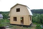 Каркасное строительство домов. в Пушкино