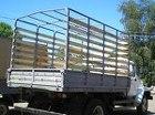 Каркасы для грузовых автомобилей цельносварные и разборные.
