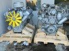 Дизельный двигатель на МАЗ, КАМАЗ.