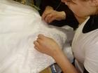 Реставрация и подгонка по фигуре свадебных платьев