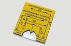Мебельный шаблон для внутренних и накладных петель