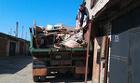 Вывоз мусора и хлама из гаража