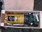 Гидробур, гидровращатель Delta RD-7 для экскаватора-погрузчика