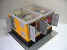 Подстанции с силовыми трансформаторами КСО