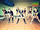 Эстрадные современные танцы для девочек в Новороссийске