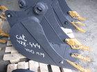 Ковш узкий 400 мм на экскаваторы Cat 444, 432, 428