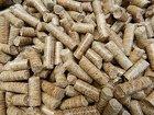 Пеллеты для отопления - древесные гранулы