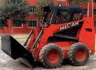 Ковш 4 в 1 для мини-погрузчика Wecan,Bobcat