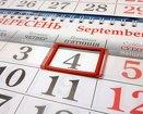 Курсоры (окошки, бегунки) для квартальных календарей, 1000 шт.