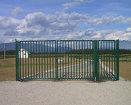 Садовые металлические ворота с бесплатной доставкой
