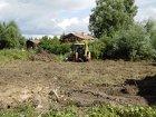 Очистка участков, территорий в Казани