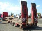 Аренда трала (низкорамная платформа) до 70 тонн