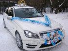 Заказ белого Мерседеса С200 на свадьбу