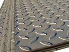 Лист рифленый стальной 4 мм