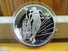 Франция, 100 франков 1994. Серебро. Олимпиада / Спорт