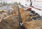 Водопровод в дом.