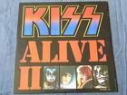 Kiss / Alive II / 1977 / Двойной Альбом / Japan