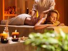 Волшебный массаж. Искусство воздействия на тело.