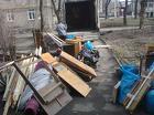 Вывоз строительного мусора,мебели.89372252086
