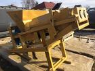 Пресс шнековый навоза ПЖН 15-20 тонн в час