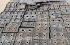 футеровка, дробящие плиты, бронеплиты