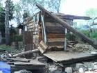 демонтаж дач и домов