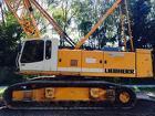Ремонт кранов Libherr LTM LR от 10000-до 750000 тонн