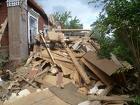 Снос дома. Слом, разбор дома, демонтажные работы.