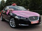 Прокат машин на свадьбу в Челябинске, Jaguar XF на свадьбу