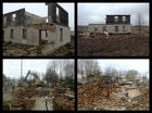 Демонтаж, снос домов и зданий, сооружений