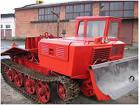 Трактор трелевочный ТДТ-55
